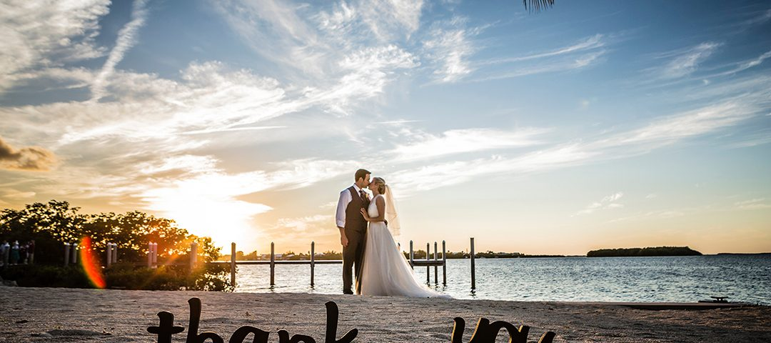 Elegant Destination Beach Wedding in Florida