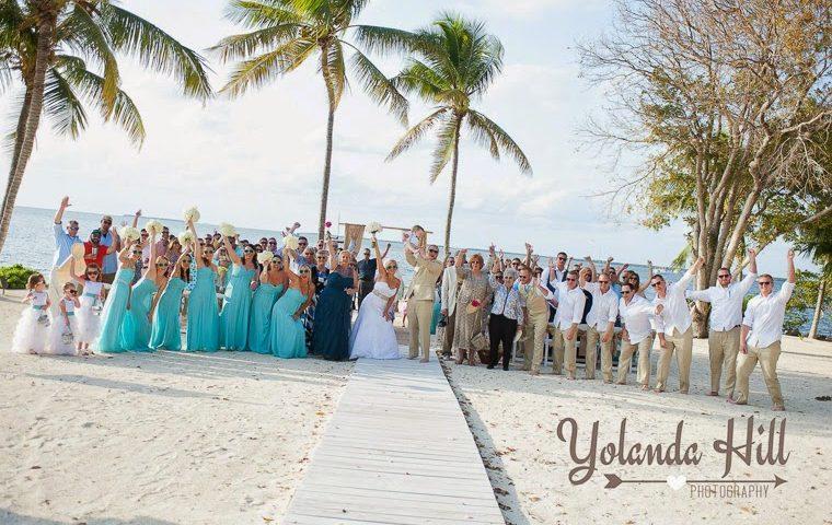 Renting a beach house wedding in florida