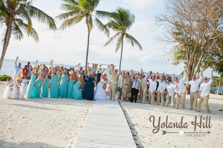 Renting a beach house wedding in florida