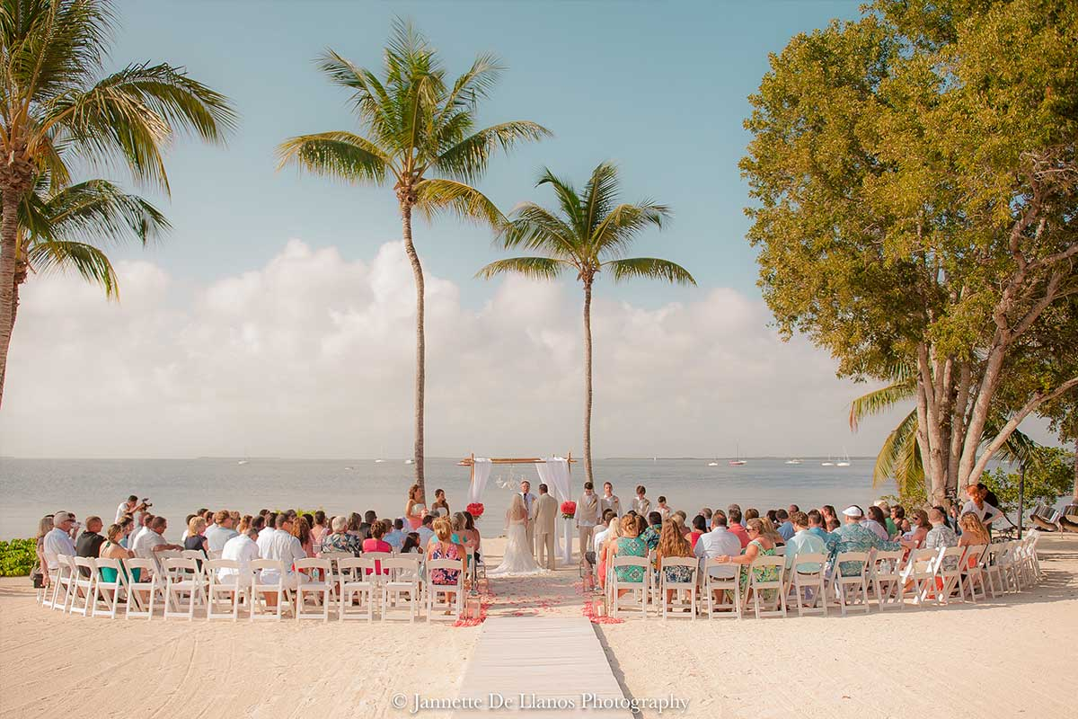 florida keys weddings key largo lighthouse beach weddings