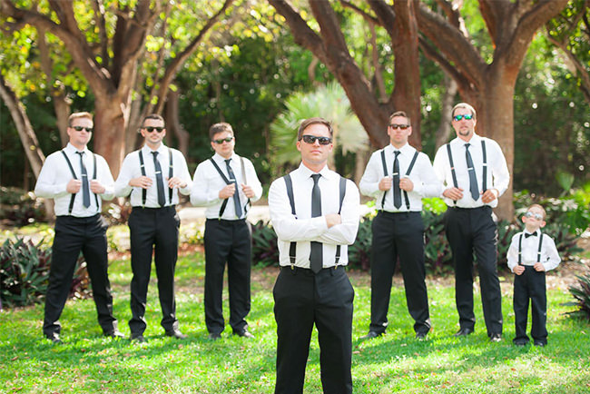 Grooms and Groomsmen Photos