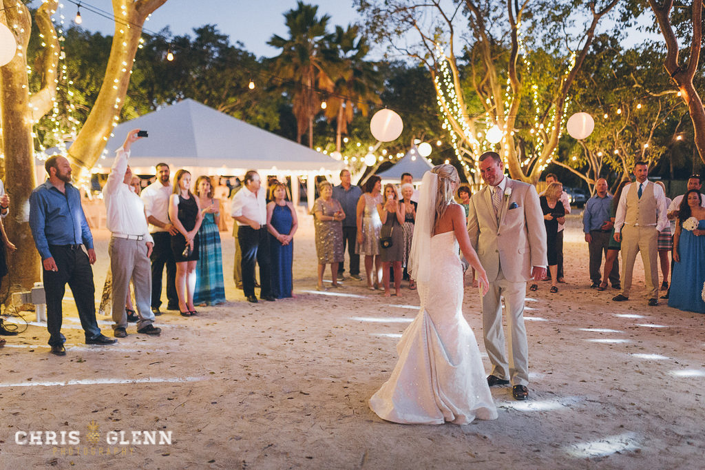 An Intimate Outdoor Wedding In Florida FL Keys Wedding Ideas