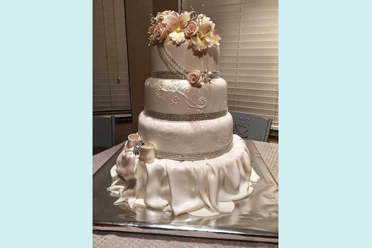 Sam's Designer Wedding Cakes in Florida Keys