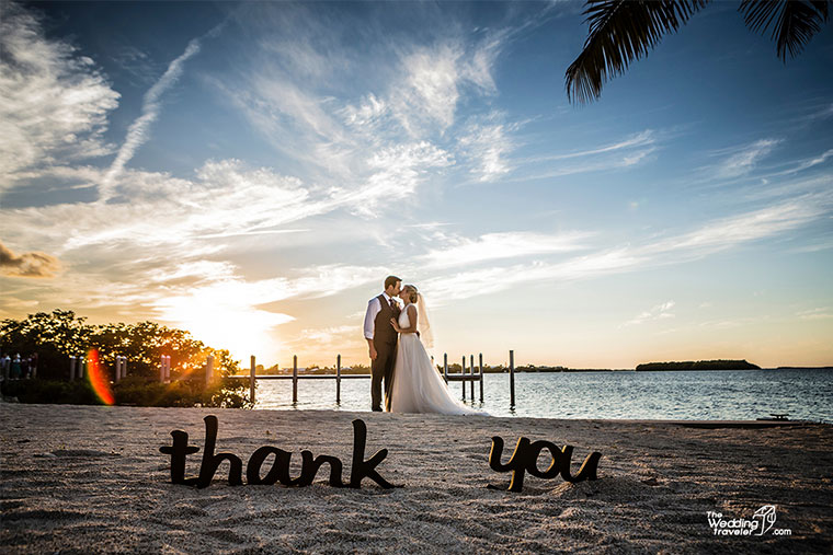 The wedding traveler Florida Keys weddings