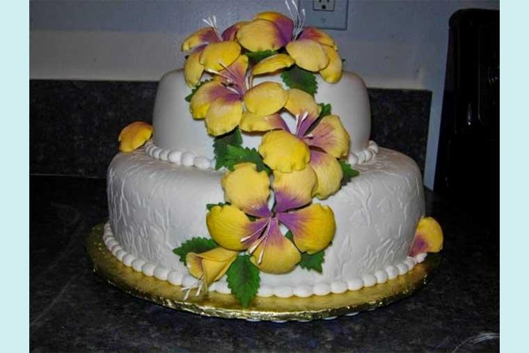 Gluten Free Wedding Cake Key West