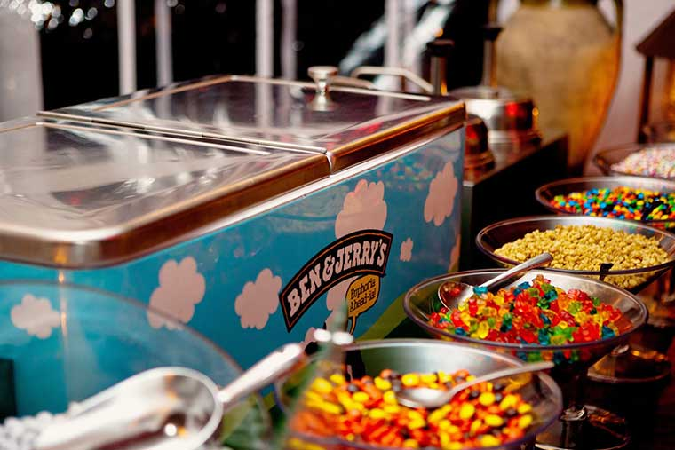 Ben & Jerry\'s Ice Cream Wedding Catering Florida Keys - Key Largo ...