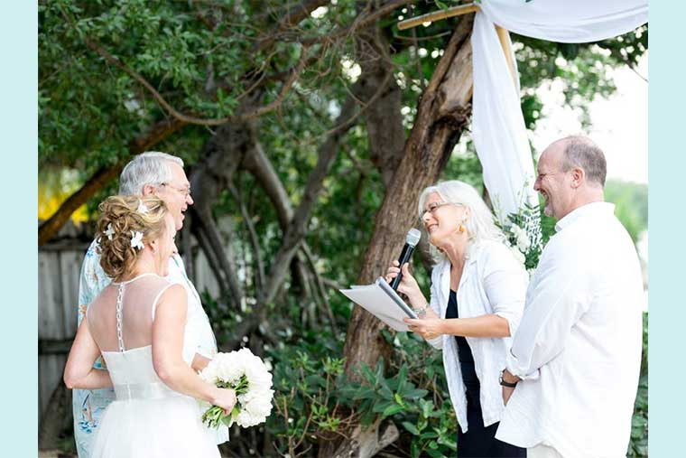 Ceremonies By Kat Wedding Officiant In Florida Keys FL