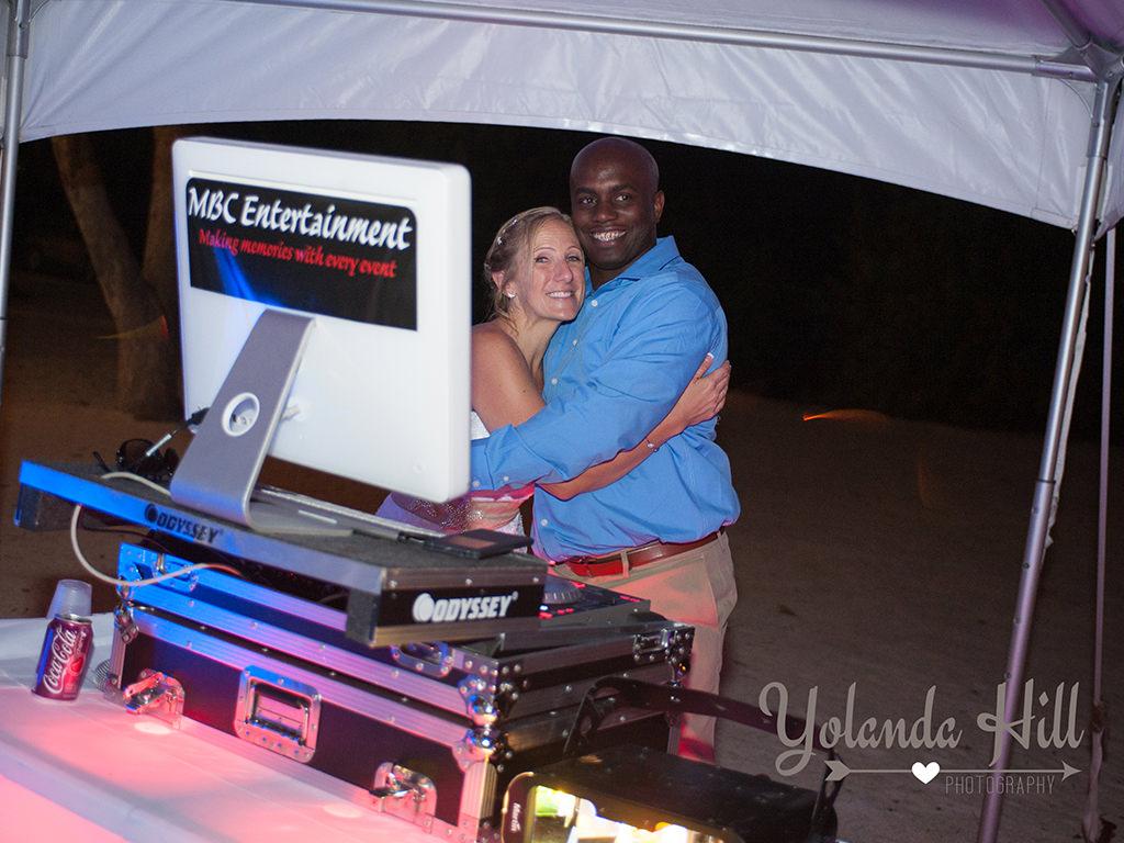 Wedding DJ Florida Keys