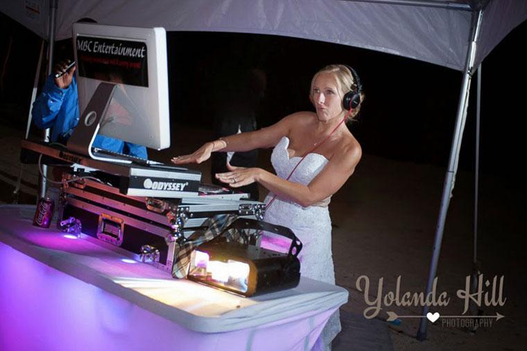 Florida Keys Wedding DJ MBC Entertainment