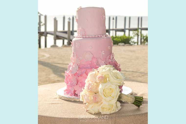 Sam Wedding Cake.Sam S Designer Cakes Wedding Cakes Florida Keys Key Largo