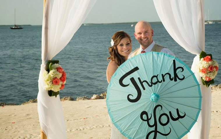 Plan a beach wedding your way in Florida Keys.