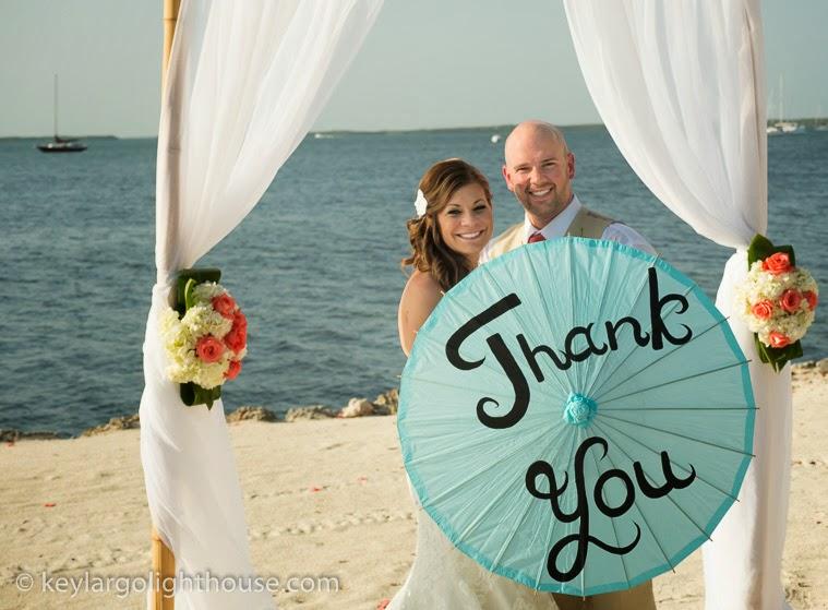 Plan a beach wedding your way in Florida Keys.
