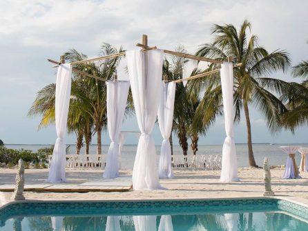 Florida Keys Wedding Florists Party Rentals Wedding