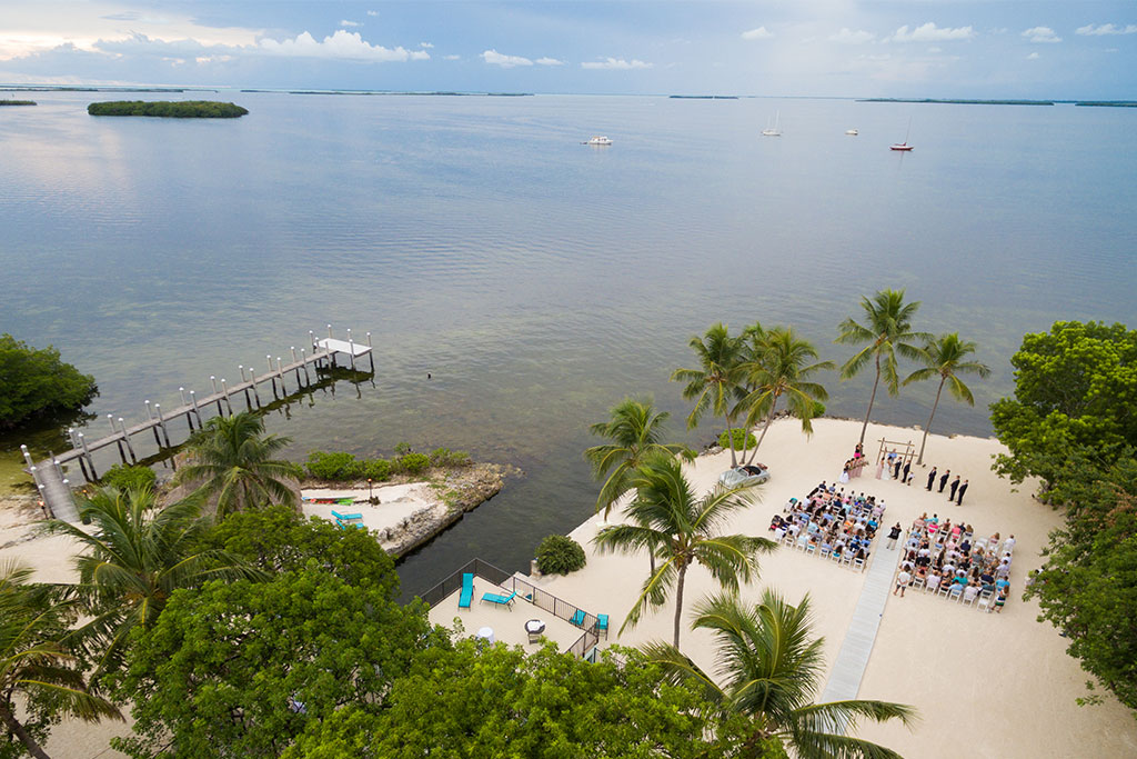 Key Largo Wedding Venue C Beach Lighthouse Weddings
