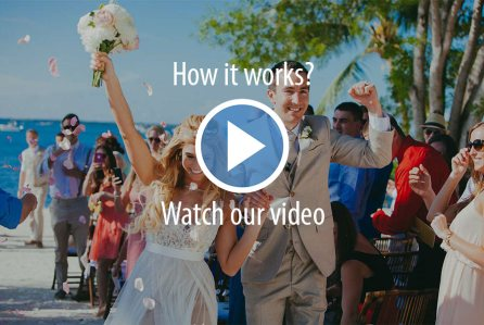 Key Largo Lighthouse Beach Weddings in Florida Keys