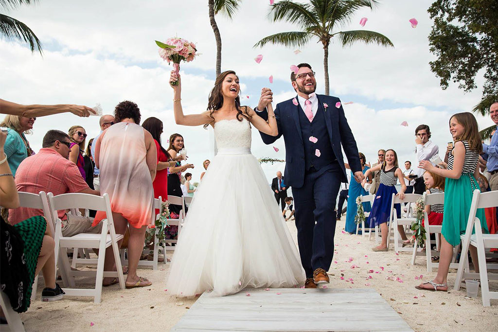 Beach weddings Florida, Destination wedding packages in Florida