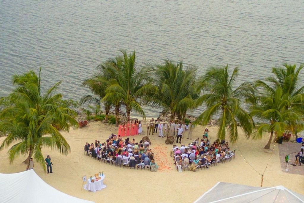 Wedding venues in Florida Keys