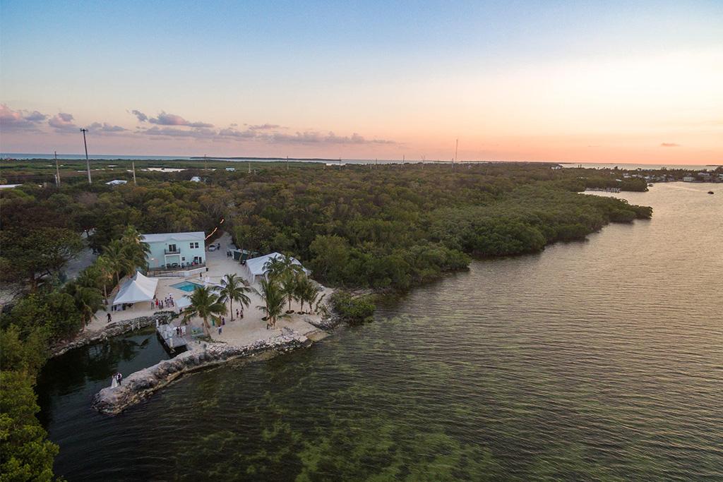 Florida Keys wedding venue