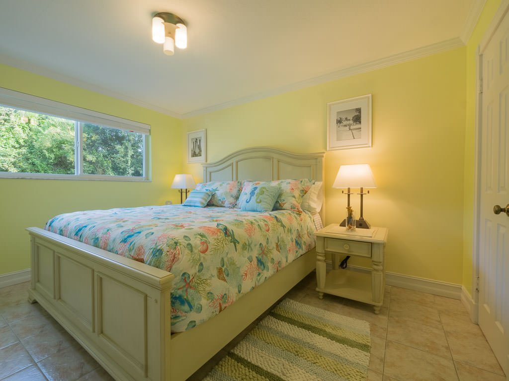 Guest Bedroom #2, Florida destination wedding accommodations