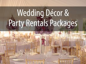 Cozy wedding reception decoration packages images inspirations dievoon all inclusive decor packages cozy wedding reception decoration packages images inspirations decoration ideas junglespirit Image collections