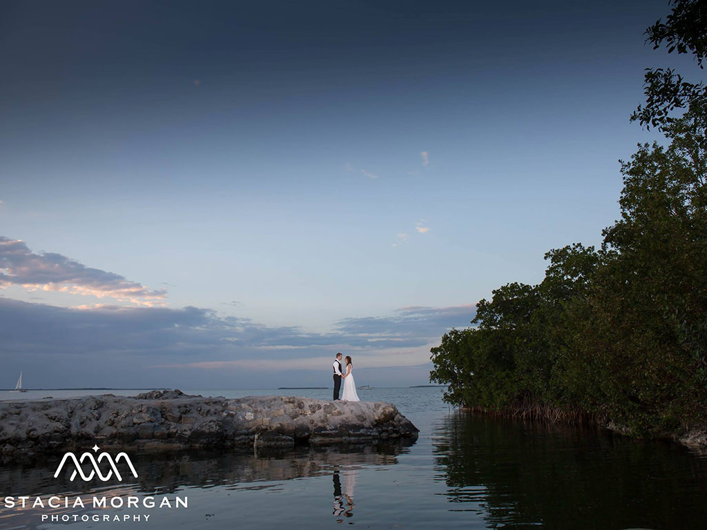 Hidden Beach Wedding Venue