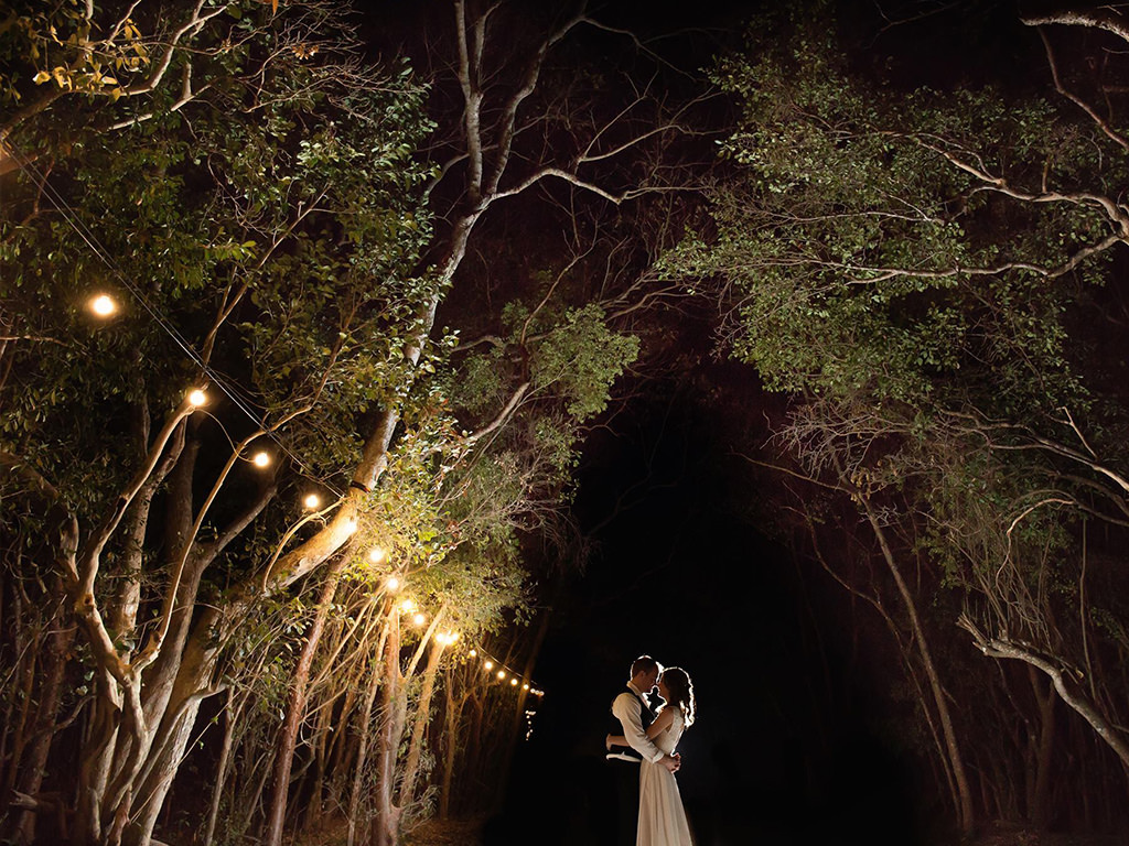 Florida Keys Wedding Venue Hidden Beach • Key Largo Lighthouse Beach Weddings