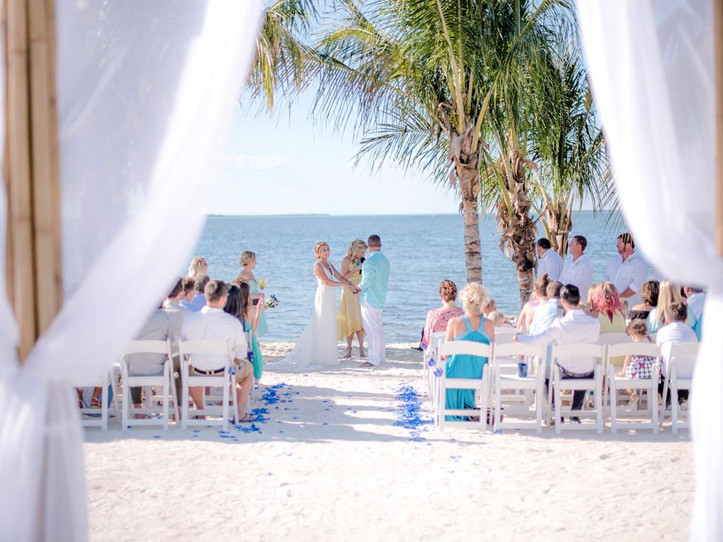 florida keys wedding venue hidden beach key largo