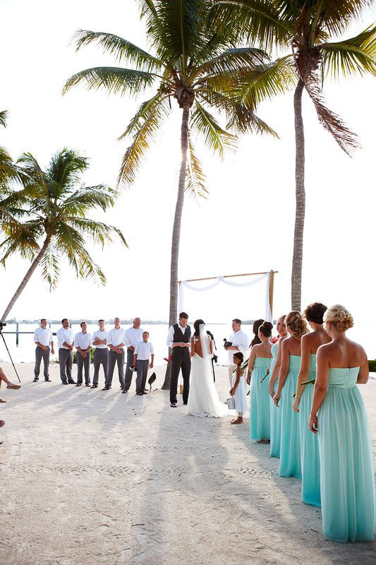 Wedding Ceremony Photos Destination Weddings Key Largo