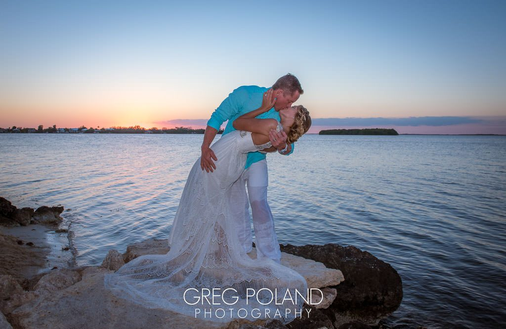 Simple Beach Weddings In Key West