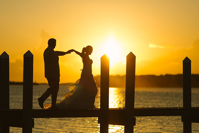 Florida Keys Wedding Photographer Care Studios