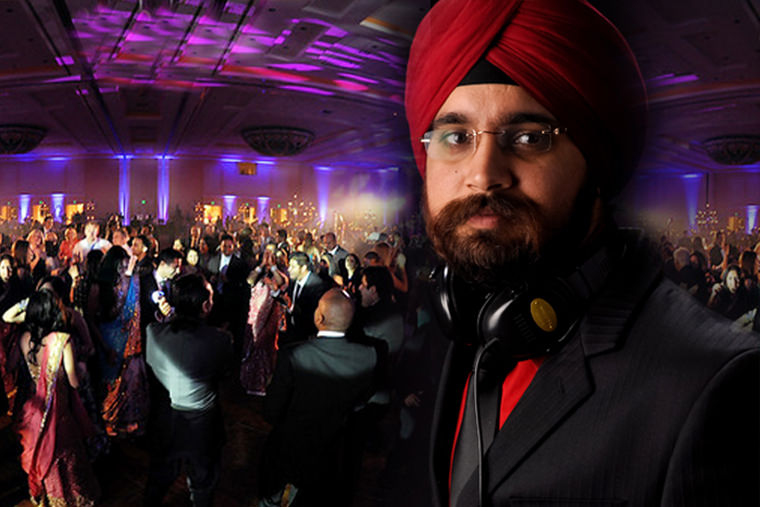Indian Wedding DJ Pavan Events