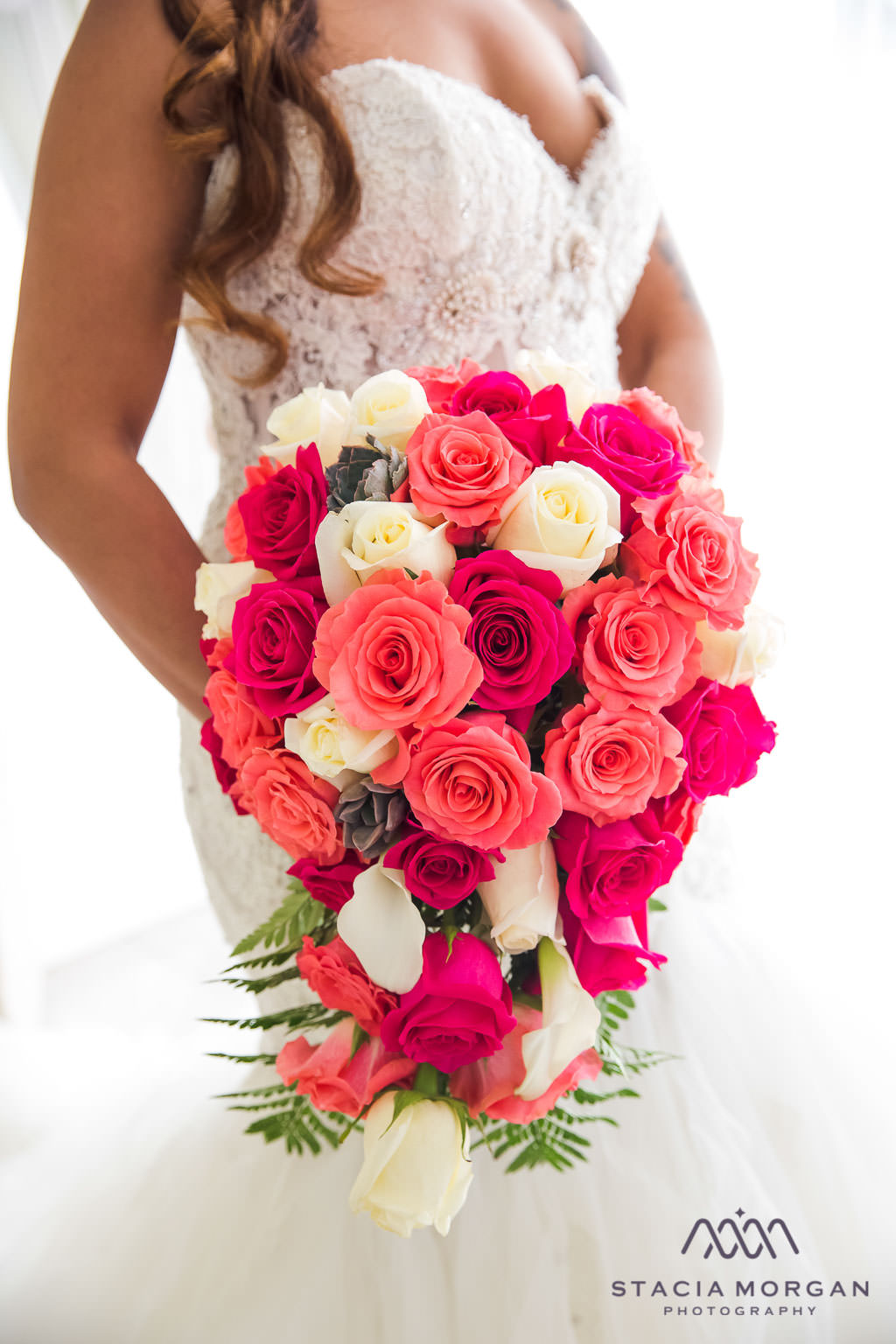 Beach Wedding Bouquets Photos, Destination Weddings • Key Largo ...