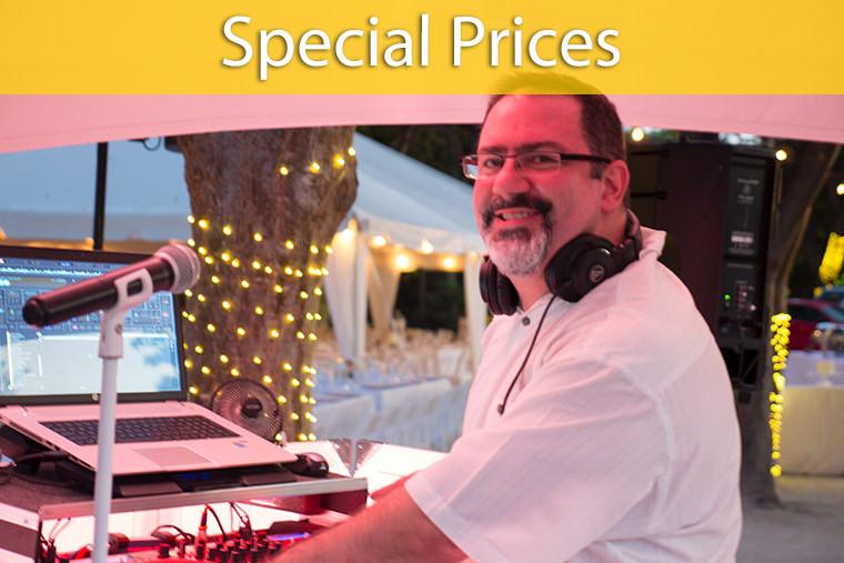 Key Largo wedding DJ - Aries Entertainment