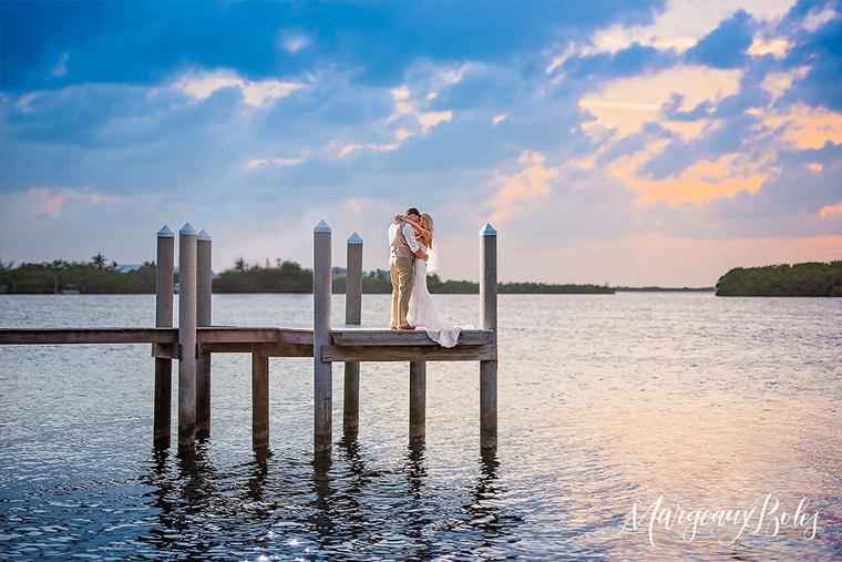 Key Largo wedding photographer, Margeaux Boles Photography