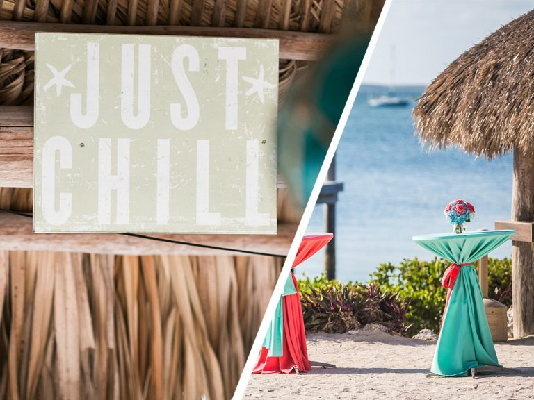 Host a private beach weddings in Florida, a destination wedding in the Florida Keys.