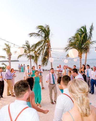 Wedding Planner Key Largo Lighthouse Hidden Beach