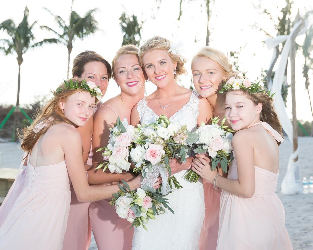 Coming Up Roses - Florida Keys wedding planner