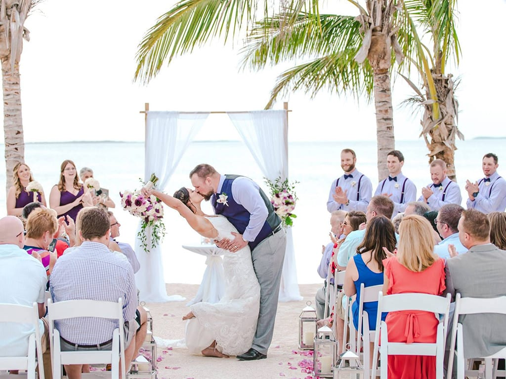 Florida Keys Wedding Venue Hidden Beach