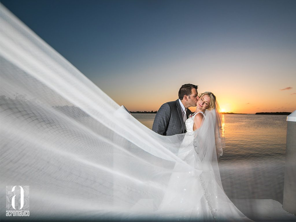 The most romantic all-inclusive beach wedding packages in Key Largo and Key West Florida.