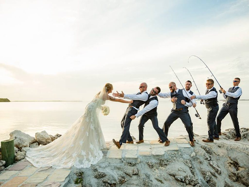Key Largo Florida and Key West wedding packages all-inclusive.