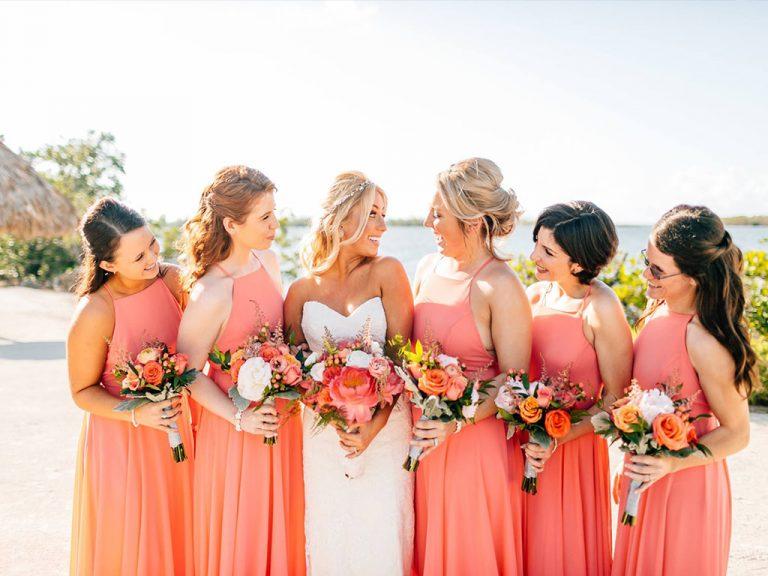 A Key Largo Lighthouse Beach wedding is a better option than Key West destination weddings all-inclusive.