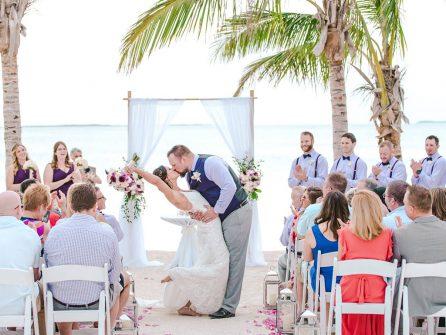 Florida Keys Wedding Venue Hidden Beach
