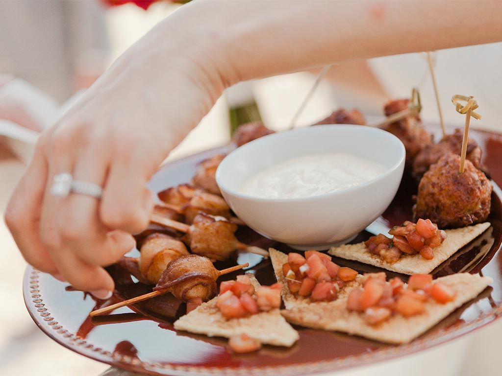 Wedding in Key Largo Catering Packages