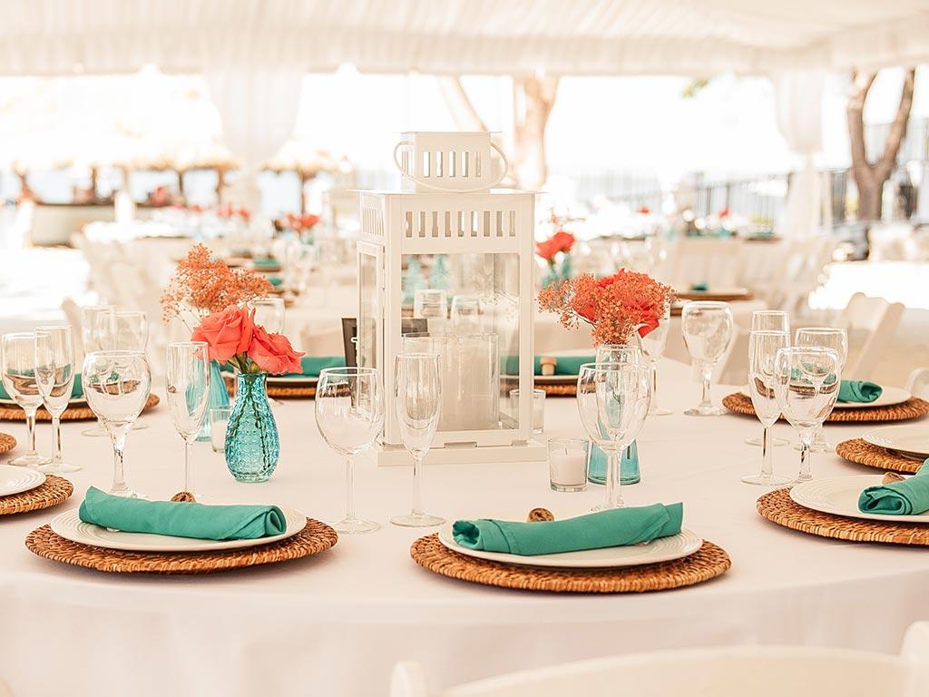 Wedding Decor and Rentals in Florida Keys