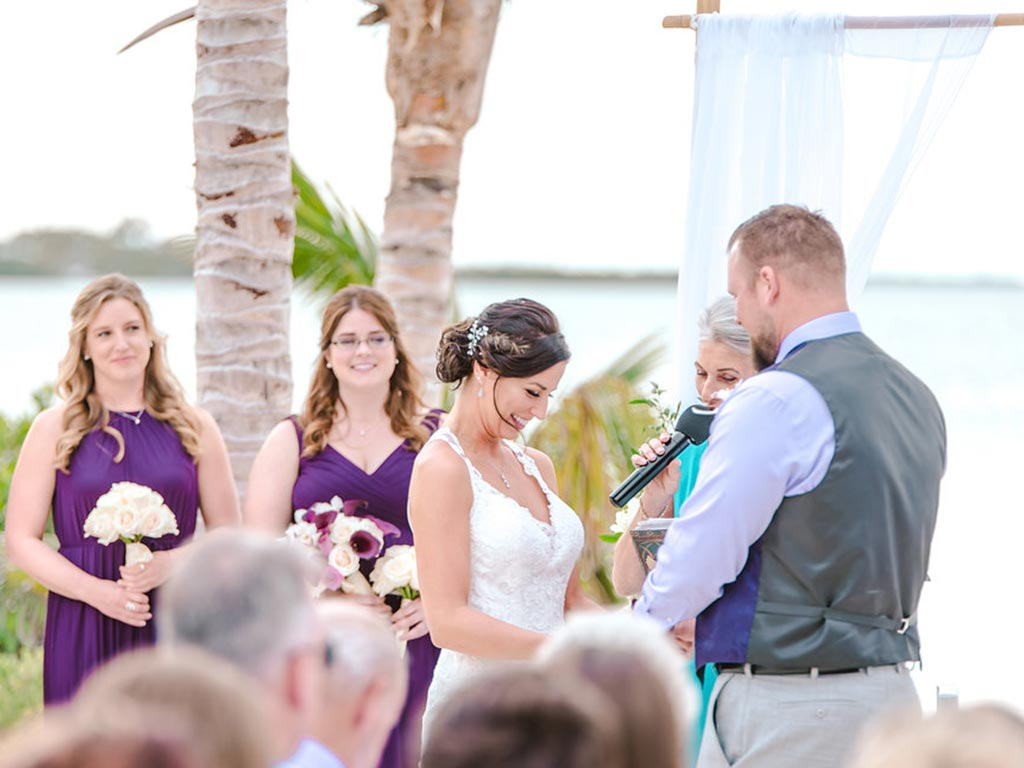Florida Keys wedding officiants