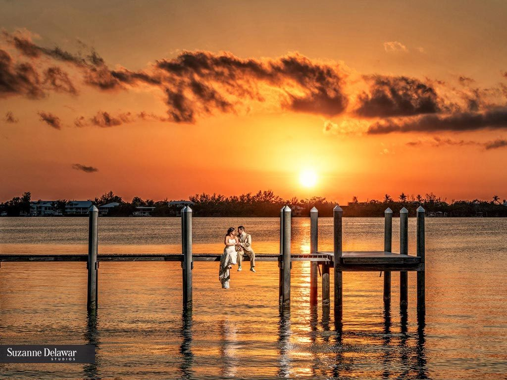 Romantic destination wedding venue in Florida