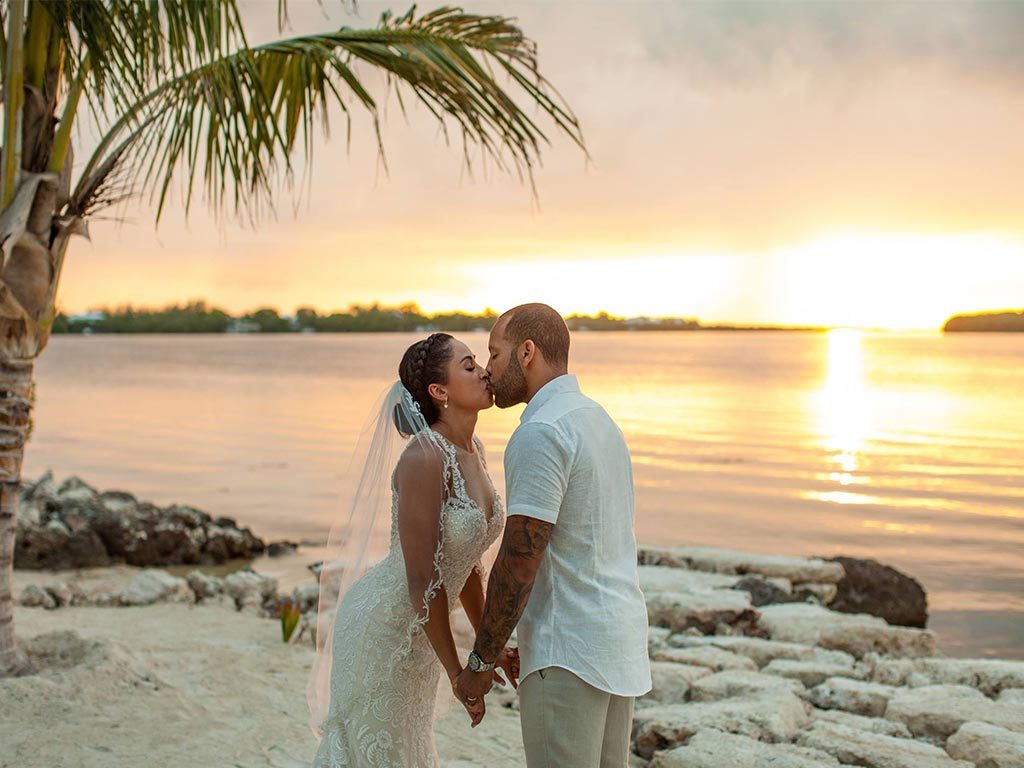 Beach wedding venues in Florida