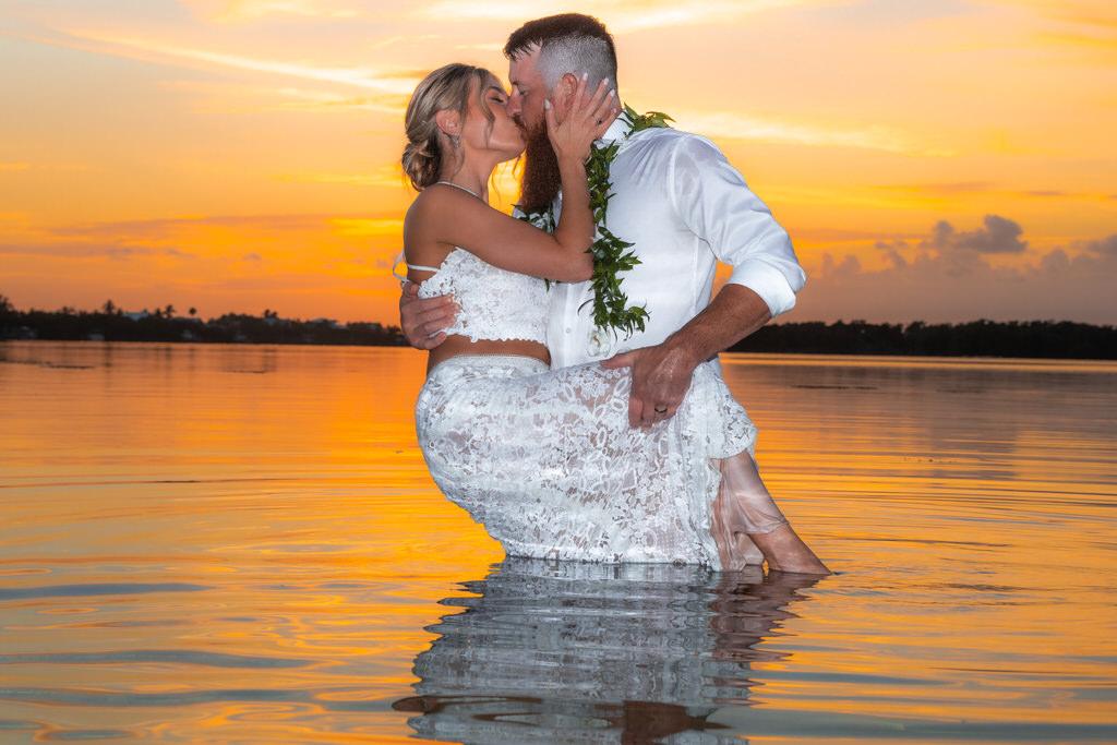 Top Wedding Photographer in Florida Keys - Hampson Photography